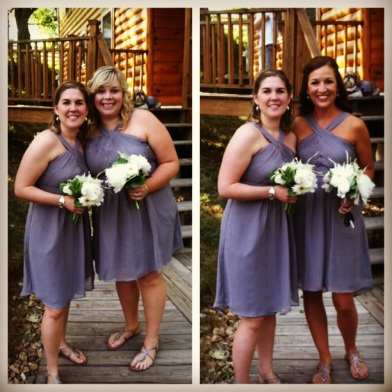 Nottoway bridesmaids :)