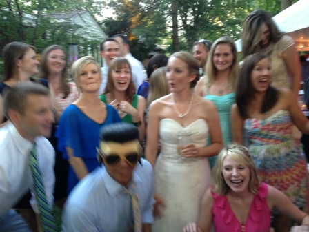 I know this is blurry, but I think it accurately sums up the group.
